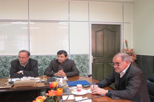 چهاردهمین جلسه شورای معاونین سازمان