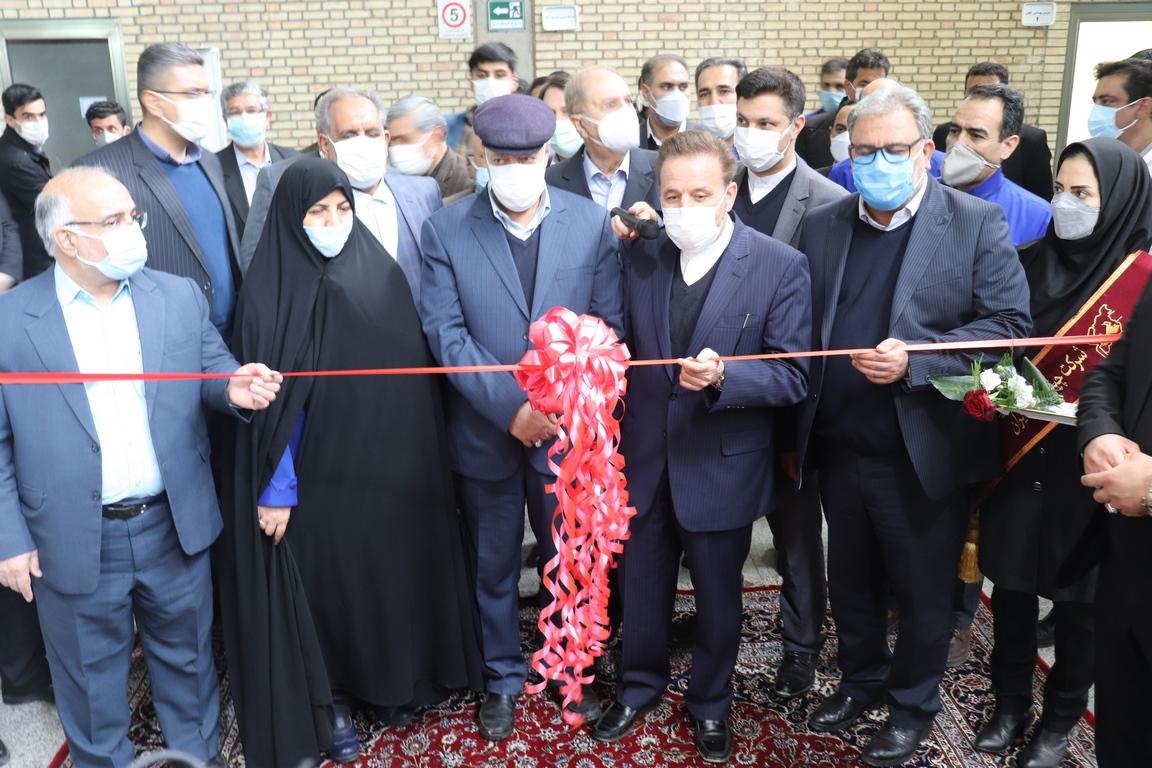 واعظی طرح توسعه شرکت چینیزرین اصفهان را افتتاح کرد
